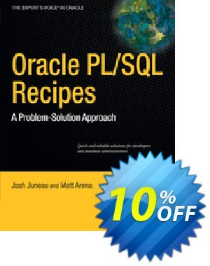 Oracle and PL/SQL Recipes (Juneau) discount coupon Oracle and PL/SQL Recipes (Juneau) Deal - Oracle and PL/SQL Recipes (Juneau) Exclusive Easter Sale offer for iVoicesoft