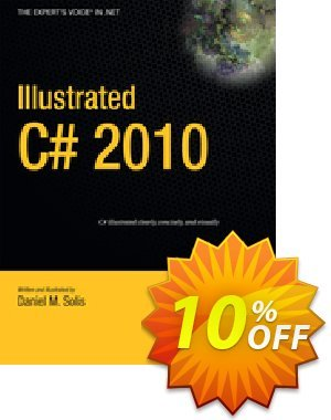 Illustrated C# 2010 (Solis) discount coupon Illustrated C# 2010 (Solis) Deal - Illustrated C# 2010 (Solis) Exclusive Easter Sale offer for iVoicesoft
