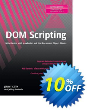 DOM Scripting (Keith) 優惠券,折扣碼 DOM Scripting (Keith) Deal,促銷代碼: DOM Scripting (Keith) Exclusive Easter Sale offer for iVoicesoft