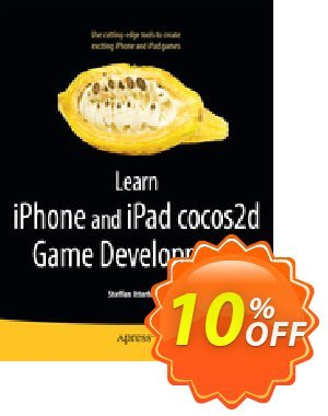 Learn iPhone and iPad cocos2d Game Development (Itterheim) discount coupon Learn iPhone and iPad cocos2d Game Development (Itterheim) Deal - Learn iPhone and iPad cocos2d Game Development (Itterheim) Exclusive Easter Sale offer for iVoicesoft