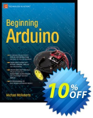 Beginning Arduino (McRoberts)割引コード・Beginning Arduino (McRoberts) Deal キャンペーン:Beginning Arduino (McRoberts) Exclusive Easter Sale offer for iVoicesoft