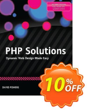 PHP Solutions (Powers)割引コード・PHP Solutions (Powers) Deal キャンペーン:PHP Solutions (Powers) Exclusive Easter Sale offer for iVoicesoft