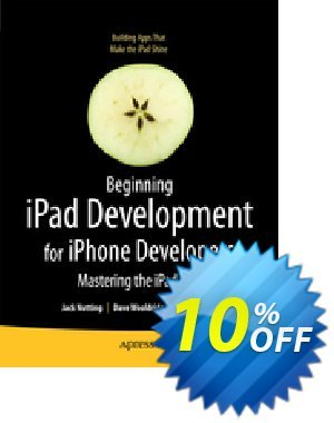Beginning iPad Development for iPhone Developers (Nutting) discount coupon Beginning iPad Development for iPhone Developers (Nutting) Deal - Beginning iPad Development for iPhone Developers (Nutting) Exclusive Easter Sale offer for iVoicesoft