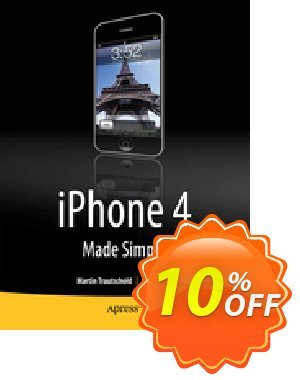 iPhone 4 Made Simple (Trautschold) 프로모션 코드 iPhone 4 Made Simple (Trautschold) Deal 프로모션: iPhone 4 Made Simple (Trautschold) Exclusive Easter Sale offer for iVoicesoft