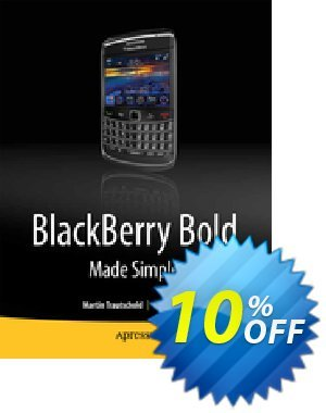 BlackBerry Bold Made Simple (Mazo) discount coupon BlackBerry Bold Made Simple (Mazo) Deal - BlackBerry Bold Made Simple (Mazo) Exclusive Easter Sale offer for iVoicesoft