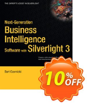 Next-Generation Business Intelligence Software with Silverlight 3 (Czernicki) discount coupon Next-Generation Business Intelligence Software with Silverlight 3 (Czernicki) Deal - Next-Generation Business Intelligence Software with Silverlight 3 (Czernicki) Exclusive Easter Sale offer for iVoicesoft