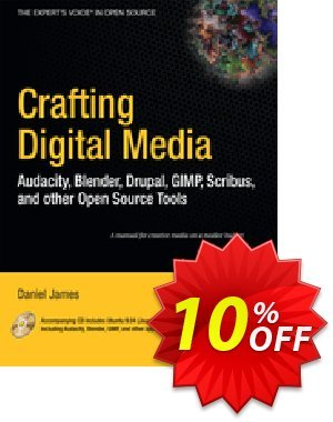 Crafting Digital Media (James) discount coupon Crafting Digital Media (James) Deal - Crafting Digital Media (James) Exclusive Easter Sale offer for iVoicesoft