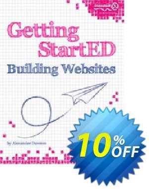 Getting StartED Building Websites (Dawson) Gutschein rabatt Getting StartED Building Websites (Dawson) Deal Aktion: Getting StartED Building Websites (Dawson) Exclusive Easter Sale offer for iVoicesoft