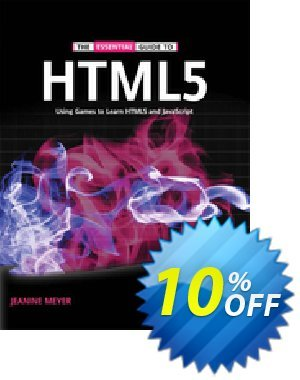 The Essential Guide to HTML5 (Meyer) 優惠券,折扣碼 The Essential Guide to HTML5 (Meyer) Deal,促銷代碼: The Essential Guide to HTML5 (Meyer) Exclusive Easter Sale offer for iVoicesoft