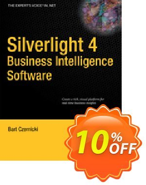 Silverlight 4 Business Intelligence Software (Czernicki) discount coupon Silverlight 4 Business Intelligence Software (Czernicki) Deal - Silverlight 4 Business Intelligence Software (Czernicki) Exclusive Easter Sale offer for iVoicesoft