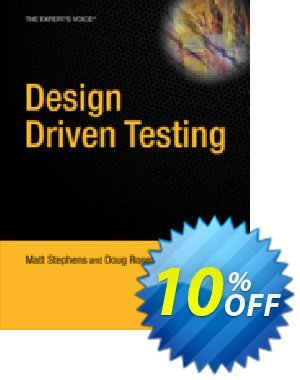 Design Driven Testing (Stephens) 프로모션 코드 Design Driven Testing (Stephens) Deal 프로모션: Design Driven Testing (Stephens) Exclusive Easter Sale offer for iVoicesoft