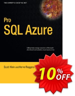 Pro SQL Azure (Klein) discount coupon Pro SQL Azure (Klein) Deal - Pro SQL Azure (Klein) Exclusive Easter Sale offer for iVoicesoft