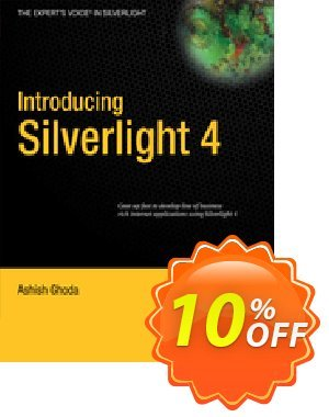 Introducing Silverlight 4 (Ghoda) discount coupon Introducing Silverlight 4 (Ghoda) Deal - Introducing Silverlight 4 (Ghoda) Exclusive Easter Sale offer for iVoicesoft