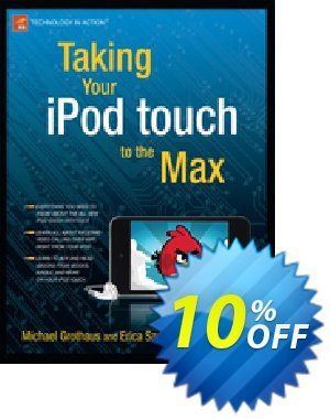 Taking Your iPod touch to the Max (Sadun) discount coupon Taking Your iPod touch to the Max (Sadun) Deal - Taking Your iPod touch to the Max (Sadun) Exclusive Easter Sale offer for iVoicesoft