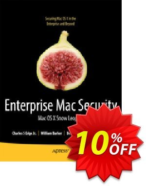 Enterprise Mac Security: Mac OS X Snow Leopard (Edge) 優惠券,折扣碼 Enterprise Mac Security: Mac OS X Snow Leopard (Edge) Deal,促銷代碼: Enterprise Mac Security: Mac OS X Snow Leopard (Edge) Exclusive Easter Sale offer for iVoicesoft