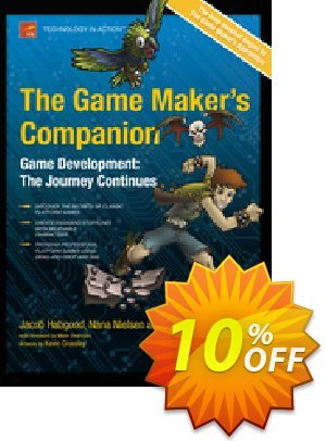 The Game Maker's Companion (Habgood) discount coupon The Game Maker's Companion (Habgood) Deal - The Game Maker's Companion (Habgood) Exclusive Easter Sale offer for iVoicesoft