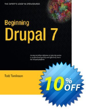 Beginning Drupal 7 (Tomlinson) discount coupon Beginning Drupal 7 (Tomlinson) Deal - Beginning Drupal 7 (Tomlinson) Exclusive Easter Sale offer for iVoicesoft