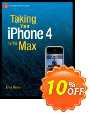 Taking Your iPhone 4 to the Max (Sadun) discount coupon Taking Your iPhone 4 to the Max (Sadun) Deal - Taking Your iPhone 4 to the Max (Sadun) Exclusive Easter Sale offer for iVoicesoft
