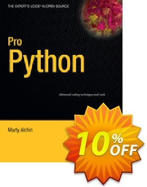 Pro Python (Alchin) discount coupon Pro Python (Alchin) Deal - Pro Python (Alchin) Exclusive Easter Sale offer for iVoicesoft