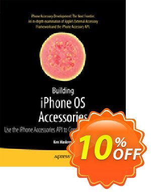 Building iPhone OS Accessories (Maskrey) discount coupon Building iPhone OS Accessories (Maskrey) Deal - Building iPhone OS Accessories (Maskrey) Exclusive Easter Sale offer for iVoicesoft