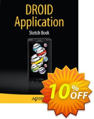DROID Application Sketch Book (Kaplan) discount coupon DROID Application Sketch Book (Kaplan) Deal - DROID Application Sketch Book (Kaplan) Exclusive Easter Sale offer for iVoicesoft