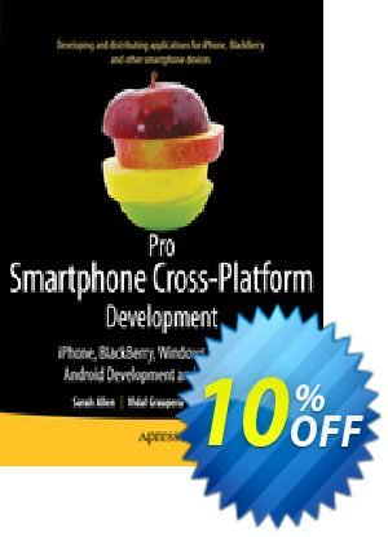 Pro Smartphone Cross-Platform Development (Allen) discount coupon Pro Smartphone Cross-Platform Development (Allen) Deal - Pro Smartphone Cross-Platform Development (Allen) Exclusive Easter Sale offer for iVoicesoft