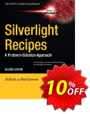 Silverlight Recipes (Ghosh) 프로모션 코드 Silverlight Recipes (Ghosh) Deal 프로모션: Silverlight Recipes (Ghosh) Exclusive Easter Sale offer for iVoicesoft