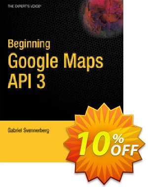 Beginning Google Maps API 3 (Svennerberg) 프로모션 코드 Beginning Google Maps API 3 (Svennerberg) Deal 프로모션: Beginning Google Maps API 3 (Svennerberg) Exclusive Easter Sale offer for iVoicesoft