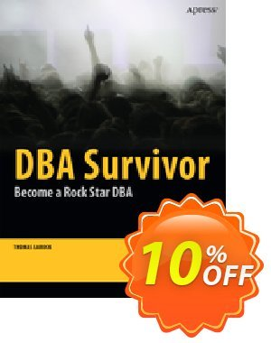 DBA Survivor (LaRock) 프로모션 코드 DBA Survivor (LaRock) Deal 프로모션: DBA Survivor (LaRock) Exclusive Easter Sale offer for iVoicesoft