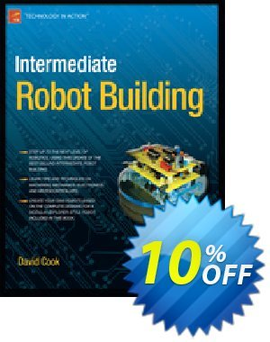 Intermediate Robot Building (Cook) 프로모션 코드 Intermediate Robot Building (Cook) Deal 프로모션: Intermediate Robot Building (Cook) Exclusive Easter Sale offer for iVoicesoft