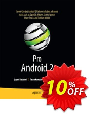 Pro Android 2 (Hashimi) discount coupon Pro Android 2 (Hashimi) Deal - Pro Android 2 (Hashimi) Exclusive Easter Sale offer for iVoicesoft