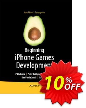 Beginning iPhone Games Development (Cabrera) discount coupon Beginning iPhone Games Development (Cabrera) Deal - Beginning iPhone Games Development (Cabrera) Exclusive Easter Sale offer for iVoicesoft