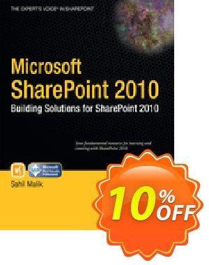 Microsoft SharePoint 2010 (Malik) Gutschein rabatt Microsoft SharePoint 2010 (Malik) Deal Aktion: Microsoft SharePoint 2010 (Malik) Exclusive Easter Sale offer for iVoicesoft
