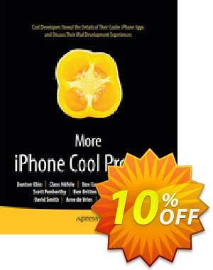 More iPhone Cool Projects (Smith) 프로모션 코드 More iPhone Cool Projects (Smith) Deal 프로모션: More iPhone Cool Projects (Smith) Exclusive Easter Sale offer for iVoicesoft