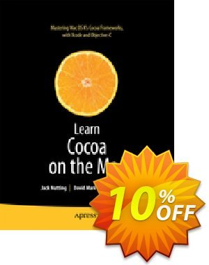 Learn Cocoa on the Mac (Mark) discount coupon Learn Cocoa on the Mac (Mark) Deal - Learn Cocoa on the Mac (Mark) Exclusive Easter Sale offer for iVoicesoft