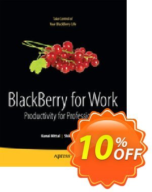 BlackBerry for Work (Mittal) discount coupon BlackBerry for Work (Mittal) Deal - BlackBerry for Work (Mittal) Exclusive Easter Sale offer for iVoicesoft