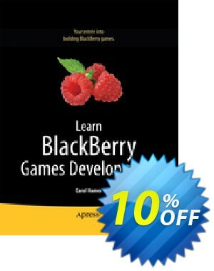 Learn Blackberry Games Development (Hamer) discount coupon Learn Blackberry Games Development (Hamer) Deal - Learn Blackberry Games Development (Hamer) Exclusive Easter Sale offer for iVoicesoft