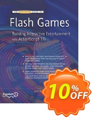 The Essential Guide to Flash Games (Fulton) 프로모션 코드 The Essential Guide to Flash Games (Fulton) Deal 프로모션: The Essential Guide to Flash Games (Fulton) Exclusive Easter Sale offer for iVoicesoft