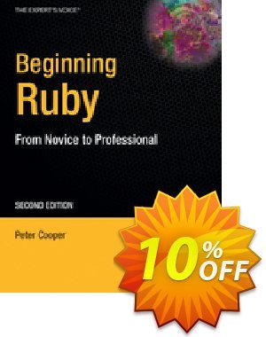Beginning Ruby (Cooper) discount coupon Beginning Ruby (Cooper) Deal - Beginning Ruby (Cooper) Exclusive Easter Sale offer for iVoicesoft
