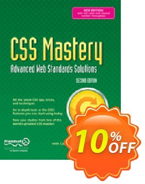 CSS Mastery (Collison) 프로모션 코드 CSS Mastery (Collison) Deal 프로모션: CSS Mastery (Collison) Exclusive Easter Sale offer for iVoicesoft