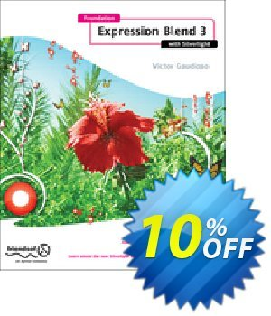 Foundation Expression Blend 3 with Silverlight (Gaudioso) discount coupon Foundation Expression Blend 3 with Silverlight (Gaudioso) Deal - Foundation Expression Blend 3 with Silverlight (Gaudioso) Exclusive Easter Sale offer for iVoicesoft