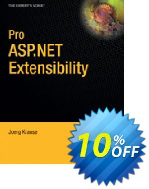 Pro ASP.NET Extensibility (Krause) discount coupon Pro ASP.NET Extensibility (Krause) Deal - Pro ASP.NET Extensibility (Krause) Exclusive Easter Sale offer for iVoicesoft
