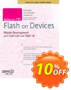 AdvancED Flash on Devices (Janousek) 프로모션 코드 AdvancED Flash on Devices (Janousek) Deal 프로모션: AdvancED Flash on Devices (Janousek) Exclusive Easter Sale offer for iVoicesoft