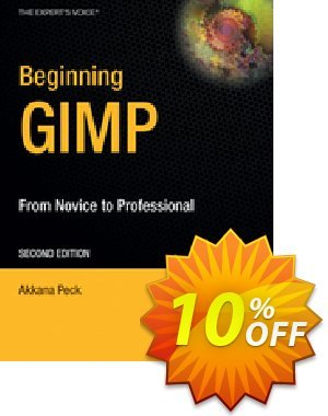 Beginning GIMP (Peck) discount coupon Beginning GIMP (Peck) Deal - Beginning GIMP (Peck) Exclusive Easter Sale offer for iVoicesoft