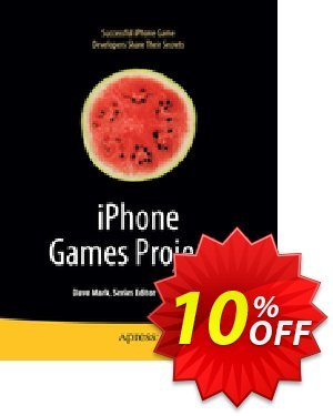 iPhone Games Projects (Cabrera) discount coupon iPhone Games Projects (Cabrera) Deal - iPhone Games Projects (Cabrera) Exclusive Easter Sale offer for iVoicesoft