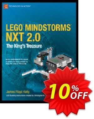 LEGO MINDSTORMS NXT 2.0 (Floyd Kelly) discount coupon LEGO MINDSTORMS NXT 2.0 (Floyd Kelly) Deal - LEGO MINDSTORMS NXT 2.0 (Floyd Kelly) Exclusive Easter Sale offer for iVoicesoft