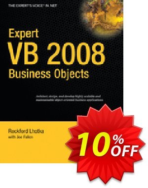 Expert VB 2008 Business Objects (Fallon) discount coupon Expert VB 2008 Business Objects (Fallon) Deal - Expert VB 2008 Business Objects (Fallon) Exclusive Easter Sale offer for iVoicesoft