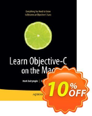 Learn Objective-C on the Mac (Knaster) 優惠券,折扣碼 Learn Objective-C on the Mac (Knaster) Deal,促銷代碼: Learn Objective-C on the Mac (Knaster) Exclusive Easter Sale offer for iVoicesoft