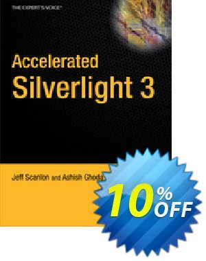 Accelerated Silverlight 3 (Scanlon) discount coupon Accelerated Silverlight 3 (Scanlon) Deal - Accelerated Silverlight 3 (Scanlon) Exclusive Easter Sale offer for iVoicesoft