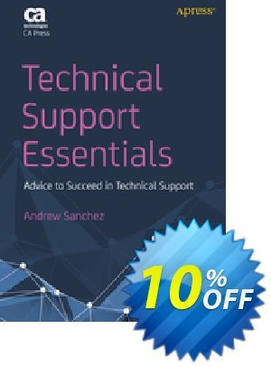 Technical Support Essentials (Sanchez) discount coupon Technical Support Essentials (Sanchez) Deal - Technical Support Essentials (Sanchez) Exclusive Easter Sale offer for iVoicesoft